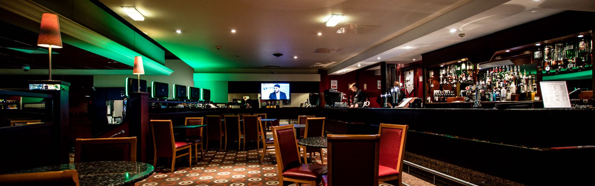 Aces Bar | Palace Hotel and Casino Isle of Man