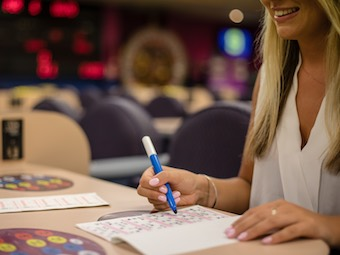 Bingo | Palace Hotel & Casino Isle of Man