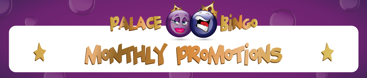 March Bingo Promotions