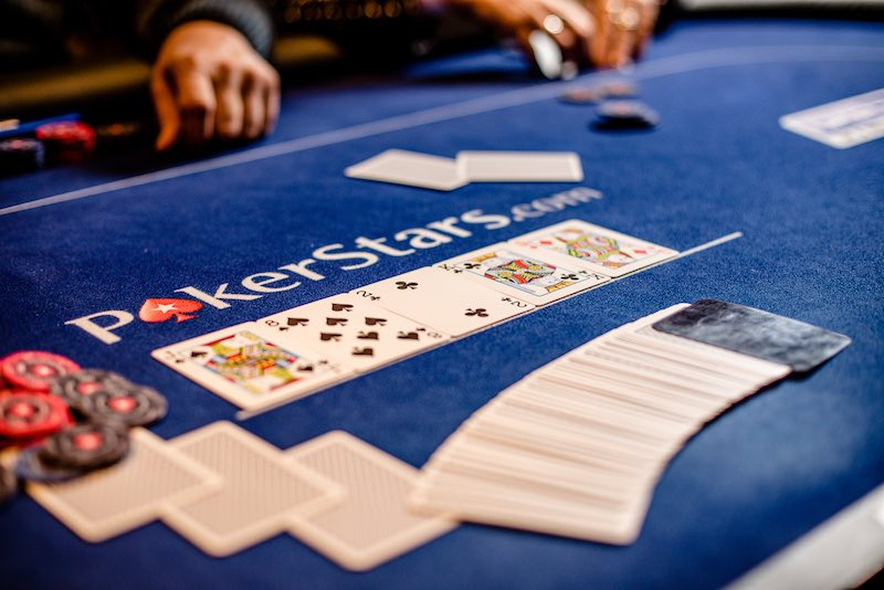 Play Poker at the Palace Casino