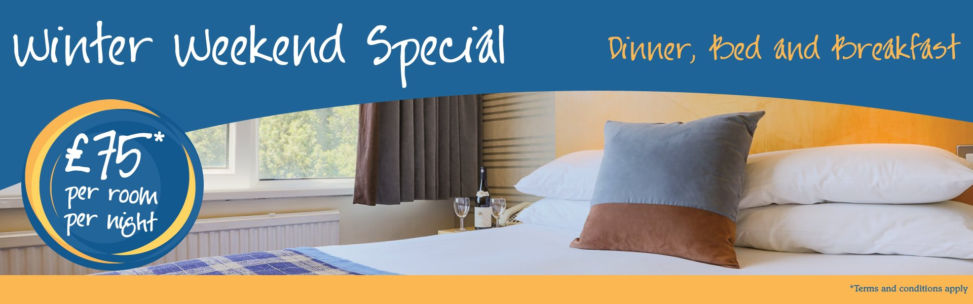 Winter Weekend Special | Palace Hotel