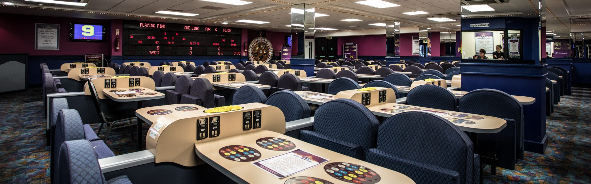 Isle of Man Bingo Hall