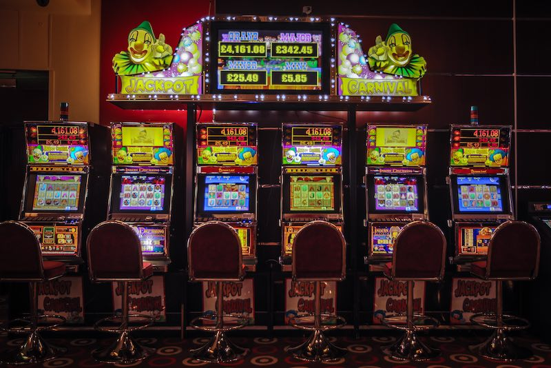 Palace Hotel Casino Slots