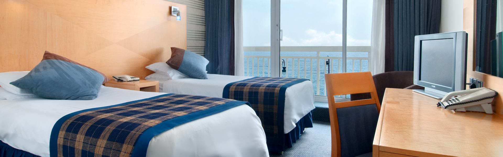 Sea View Twin at Best Western Isle of Man